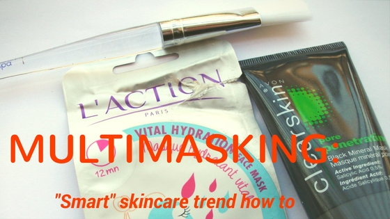 "Multimasking: ""latest"" skincare trend. How to and perfect face mask match for combination skin"