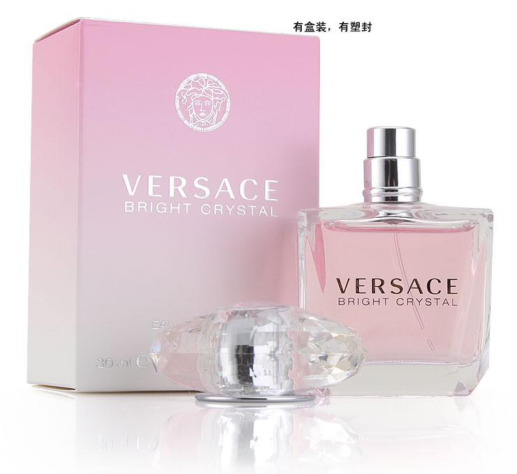 FASHION CARE 2U: PF012 Versace Bright Crystal Perfume EDT Spray Eau de Toilette Fragrance