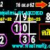 มาแล้ว...เลขเด็ดงวดนี้ 3ตัวตรงๆ หวยทำมือ เลขตาราง ธีระเดชแท้ล้าน% งวดวันที่ 2/5/62