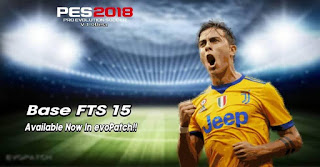 FTS Mod PES 2018 v1.0 Beta by Evopatch
