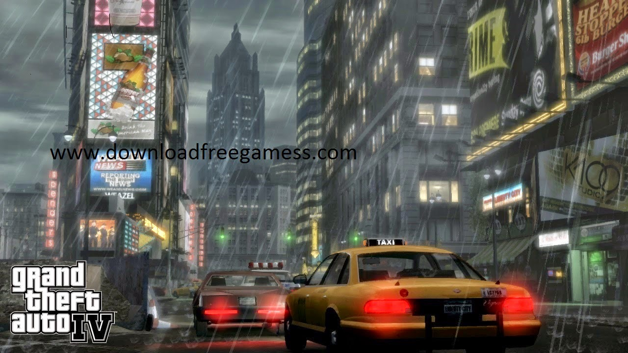 Download Gta iv For Pc Highly Compressed Free ~ GETPCGAMESET
