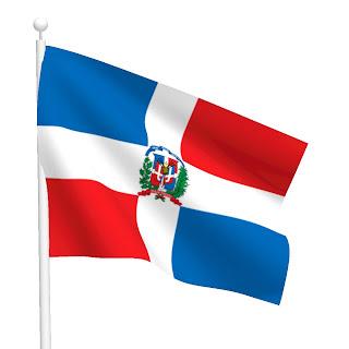 3d Broken Glass Wallpapers Graafix Flag Of Dominican Republic