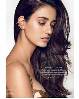 Disha Patani Photoshoot for Verve India Jan 2017