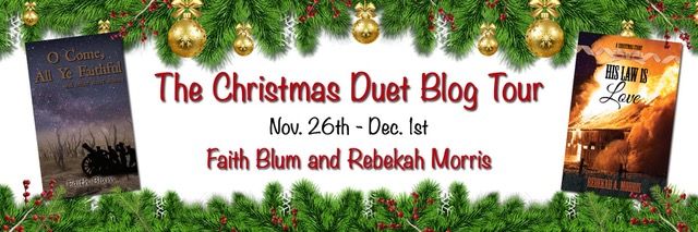 Christmas Duet Blog Tour