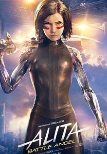 Sinopsis pemain genre Film Alita Battle Angel (2019)