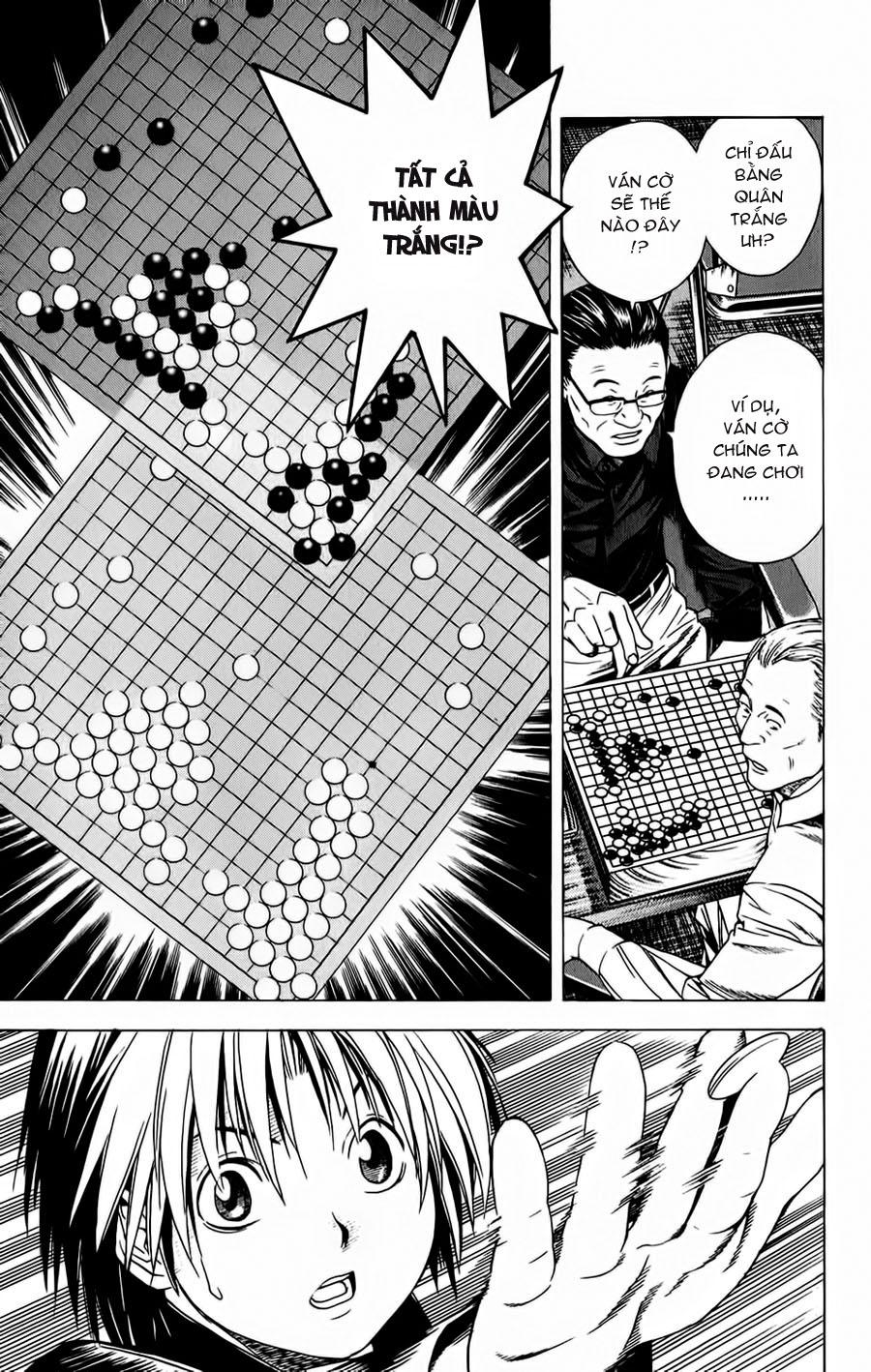Hikaru No Go hikaru no go chap 119 trang 25