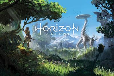 Horizon Zero Dawn Dirilis Awal Tahun 2017