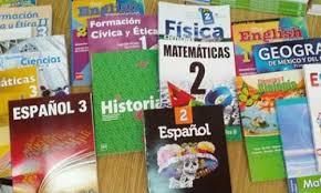 Libros de Texto Ciclo Escolar 2017-2018