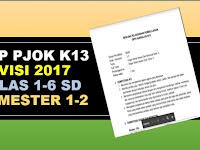 Download RPP PJOK K13 Revisi 2017 Semester 1 dan 2 (2 Paket)