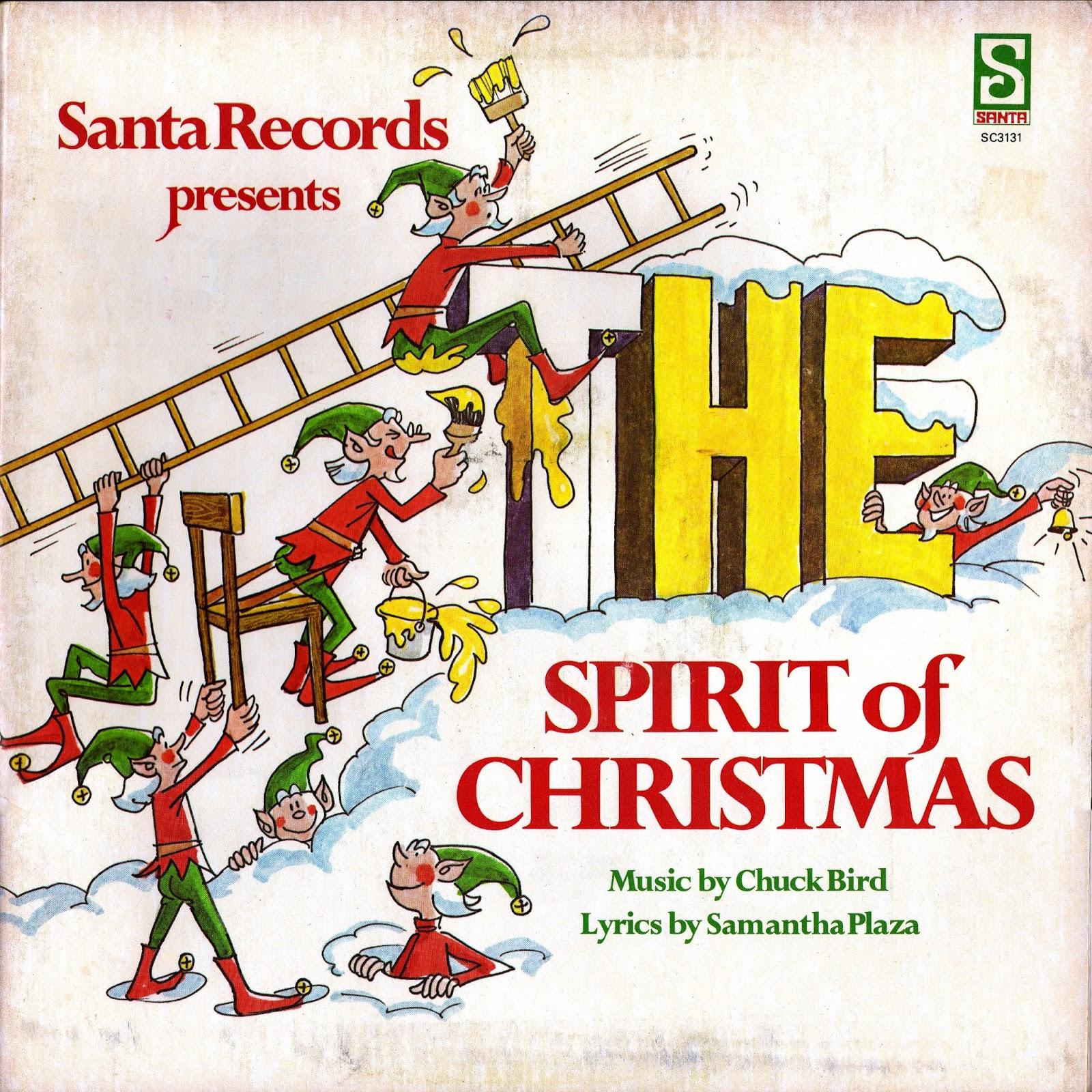 Ernie (Not Bert): Christmas Spirit