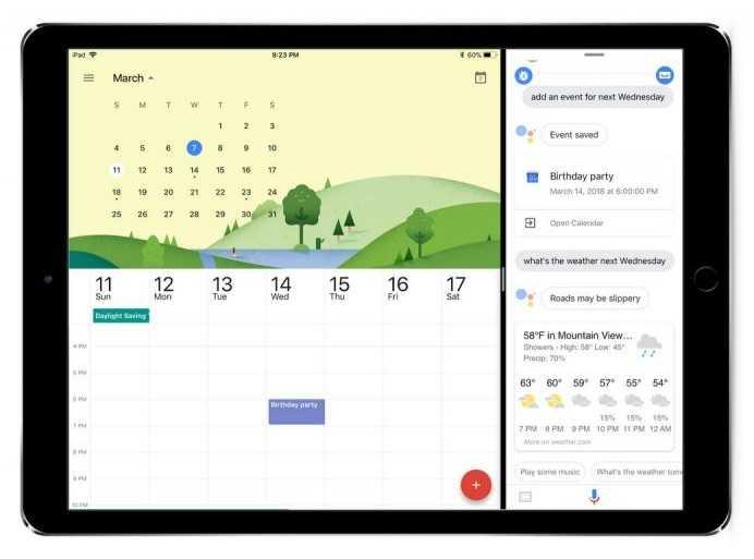 Google Assistant di Android adesso è compatibile anche con iPad.