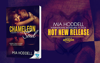 Release Day & Giveaway: Chameleon Soul (Chequered Flag 1)