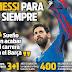 Leo Messi forever en el Barça | Su renovación es inminente