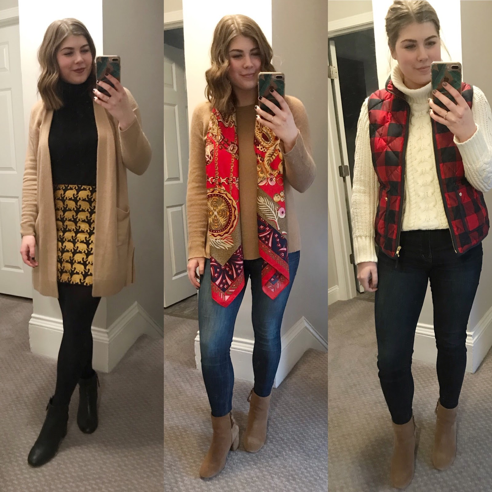what-i-wore-to-work-for-a-month