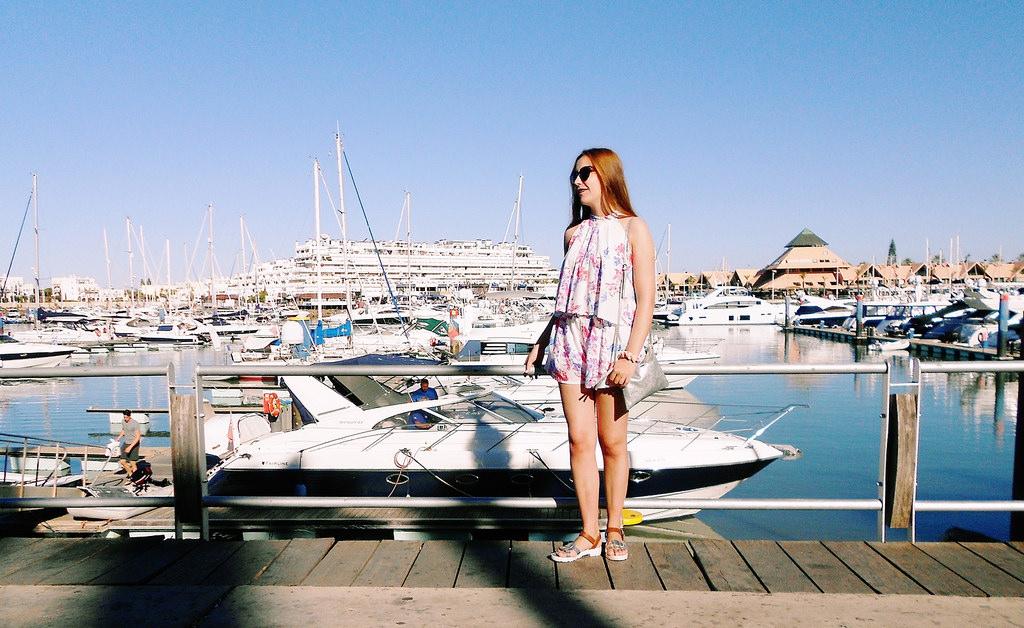 Outfit | In Vilamoura, Algarve