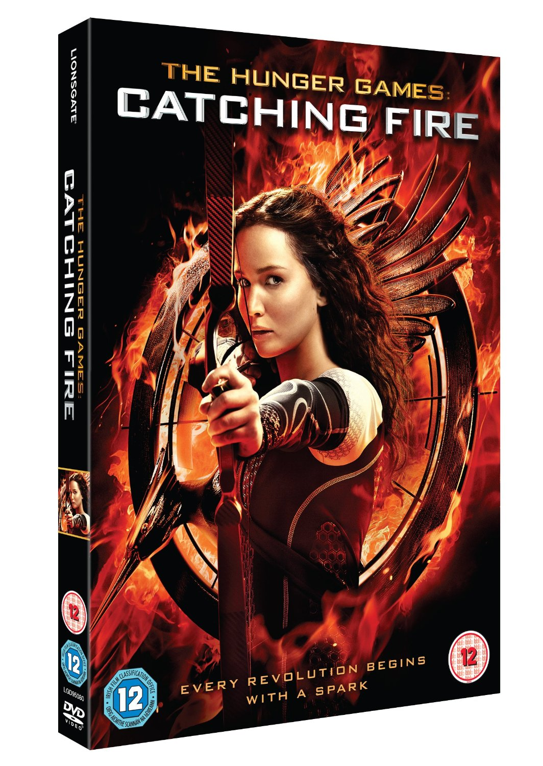 Catching Fire DVD/Blu-Ray/Digital Release UK Buyers Guide ...