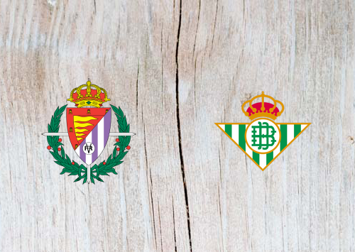 Real Valladolid vs Real Betis - Highlights 24 February 2019