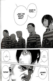 "Manga: Reseña de ""PRISON SCHOOL"" (Kangoku Gakuen / 監獄学園) vol.7 de Akira Hiramoto [Editorial IVRÉA]."