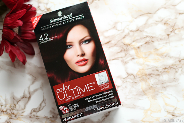 red color ultime dye