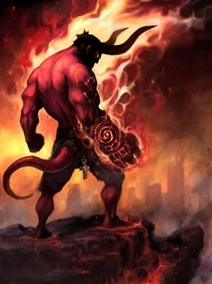 Images of hellboy to download in wallpapers