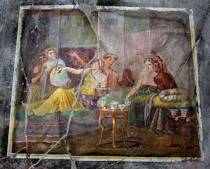 Πομπηία: Ανοιχτό για το κοινό το «Σπίτι των Εραστών», για πρώτη φορά μετά από 40 χρόνια - ΦΩΤΟ