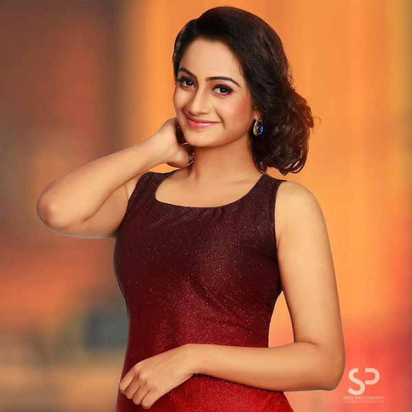 Namitha Pramod latest photo shoot stills