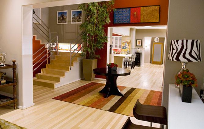 Private Quarters Modern Family Interiors