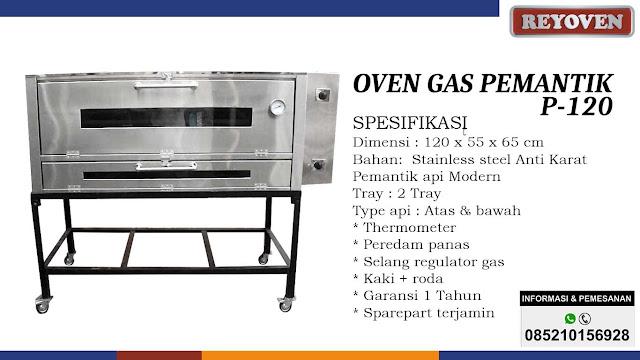 Daftar Oven Gas Murah dan Bagus 2017