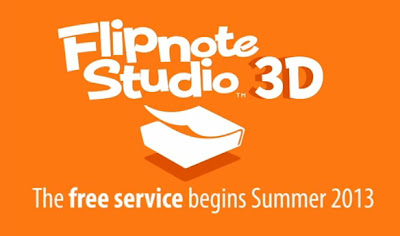 Flipnote Studio 3D Coming to Nintendo 3DS Summer 2013