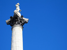 Nelson's Column  Trafalgar Square, London