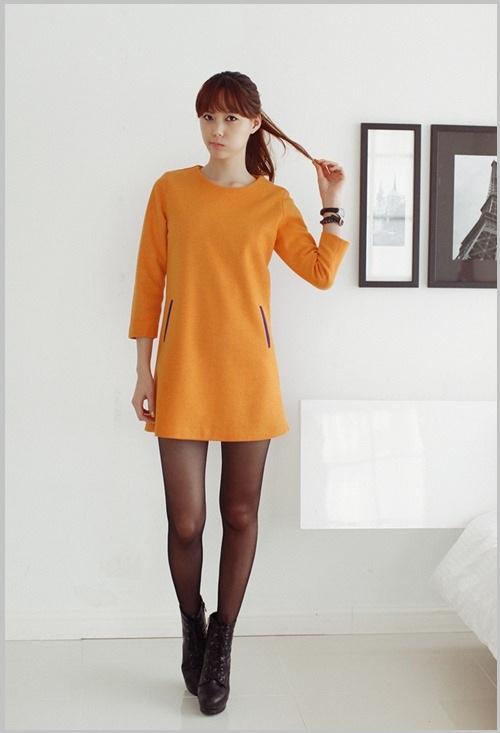 Đầm, váy màu sắc sặc sỡ 6