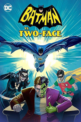 Batman vs. Two-Face [2017] [NTSC/DVDR] Ingles, Español Latino