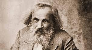 Dmitri Mendeleev, chemistry, atomic