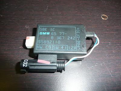 Sensor bmw 55892110