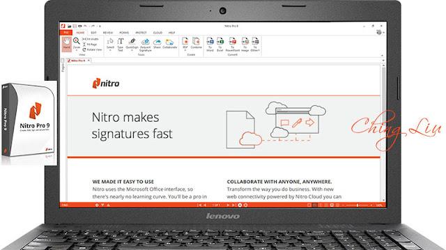 nitro pdf 8 serial number