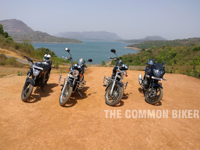 motorbike ride to Tamhini Ghat Mulshi Dam View Point