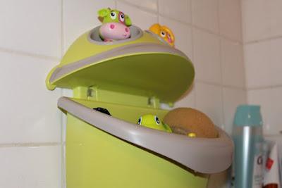 jouets de salle de bain