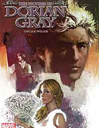 Marvel Illustrated: The Picture of Dorian Gray Comic