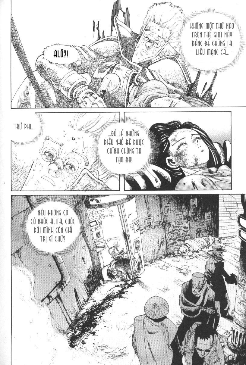 Battle Angel Alita chapter 03 trang 28