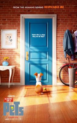 Good dog. Bad movie.