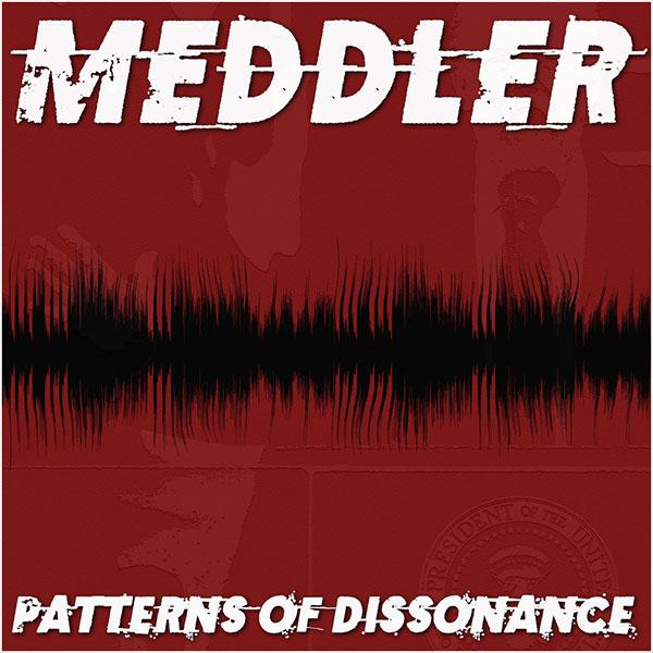 "Meddler stream new album ""Patterns Of Dissonance"""
