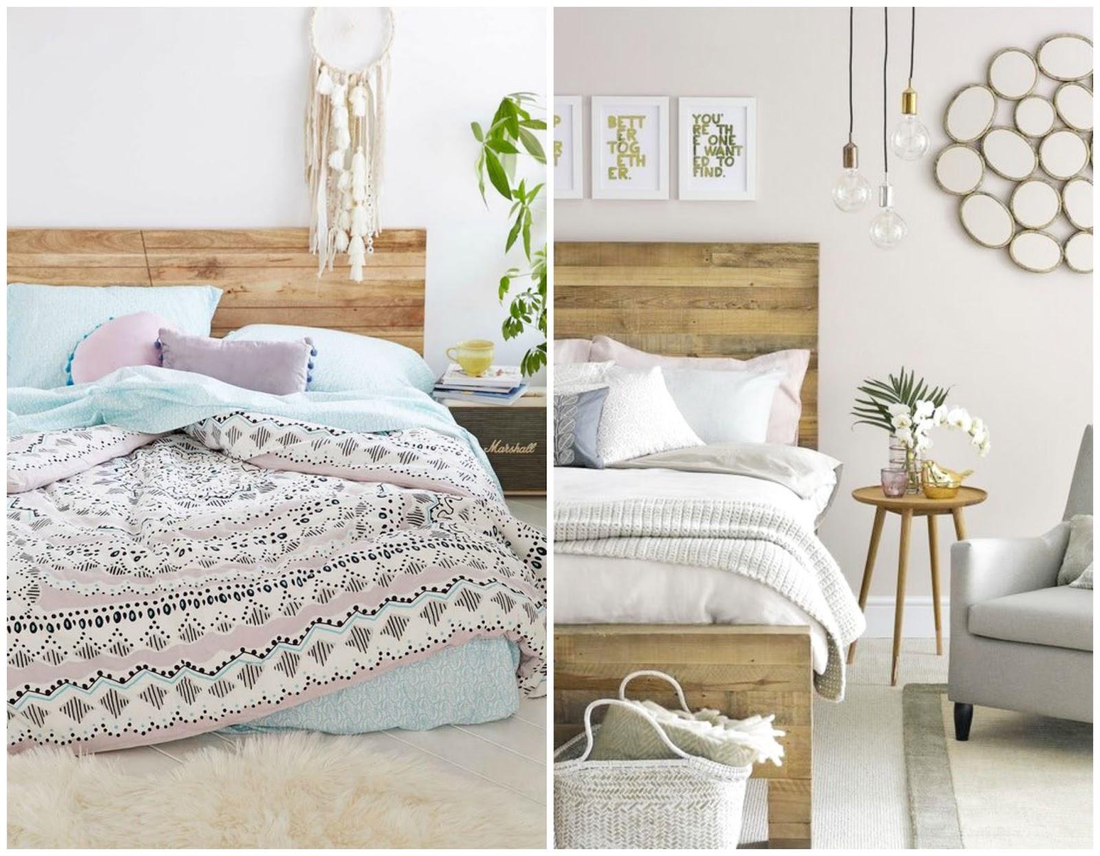 tambin me gustan los cabeceros en color gris porque casi todos detalles de la decoracin de mi dormitorio son de ese color