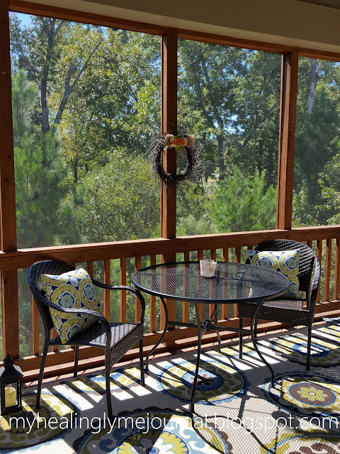 Screened Porch, Cottage, Cottage Style, Farmhouse Style