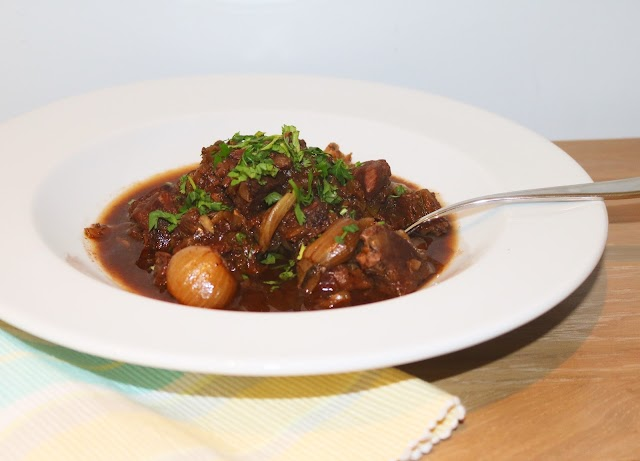 Stifado (Greek Beef Stew)