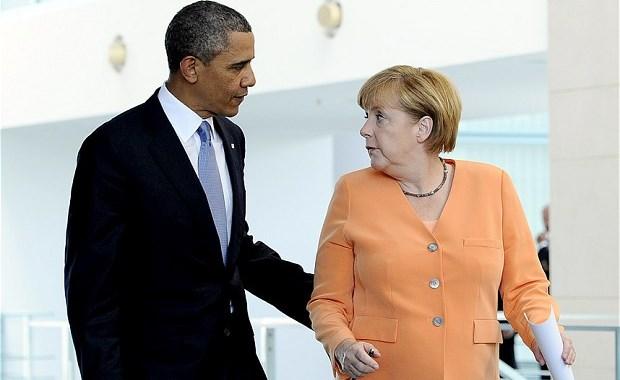 Όταν ο Obama συνάντησε τη Merkel, ο Trump προτίμησε τον Kissinger...