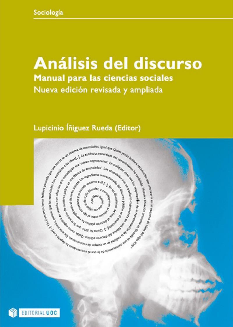 Análisis del discurso: Manual para las ciencias sociales – Lupicinio Íñiguez Rueda