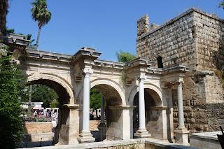 Arco de Triunfo de Adriano