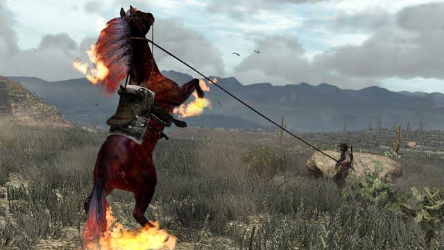 cavalo enxuto