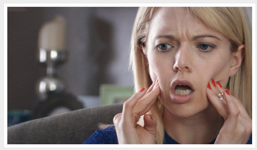 Harvey Nichols 2015 Christmas Ad - Avoid Gift Face