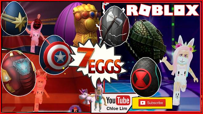 Roblox Gameplay Egg Hunt 2019 Scrambled In Time Getting Mc